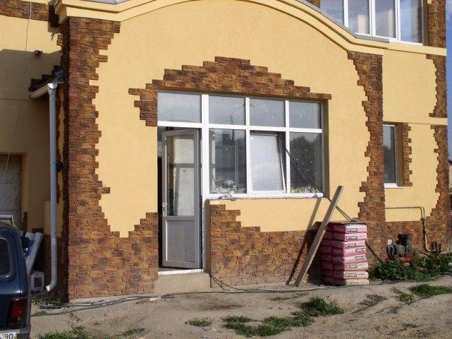 Дизайн наружная отделка домов